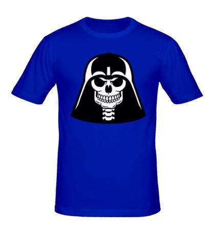 Мужская футболка «Череп Дарта Вейдера»