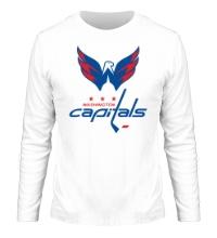 Мужской лонгслив HC Washington Capitals Art