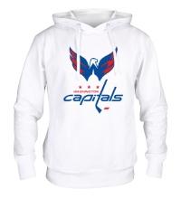 Толстовка с капюшоном HC Washington Capitals Art