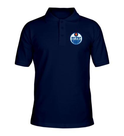 Рубашка поло HC Edmonton Oilers