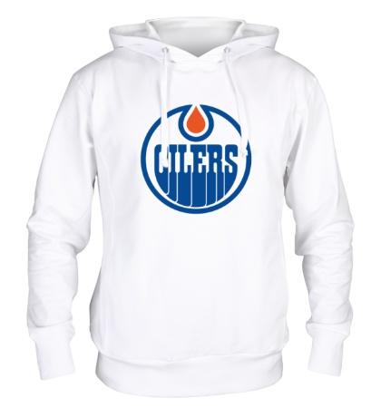 Толстовка с капюшоном HC Edmonton Oilers