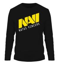 Мужской лонгслив NAVI Natus Vincere Team