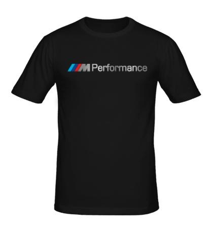 Мужская футболка BMW Performance