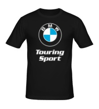 Мужская футболка BMW Touring Sport