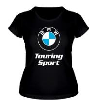 Женская футболка BMW Touring Sport