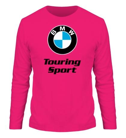 Мужской лонгслив BMW Touring Sport