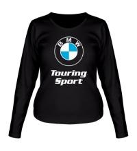 Женский лонгслив BMW Touring Sport