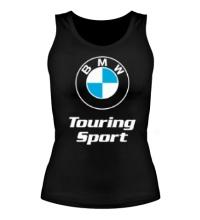 Женская майка BMW Touring Sport
