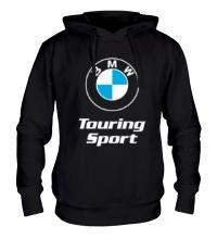 Толстовка с капюшоном BMW Touring Sport