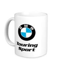 Керамическая кружка BMW Touring Sport