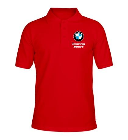 Рубашка поло BMW Touring Sport