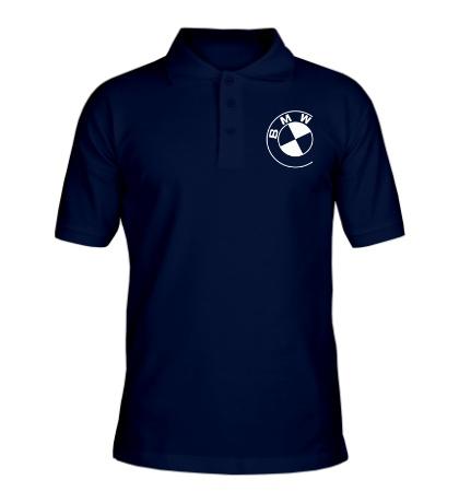 Рубашка поло Значок БМВ