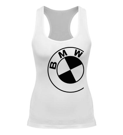 Женская борцовка Значок БМВ