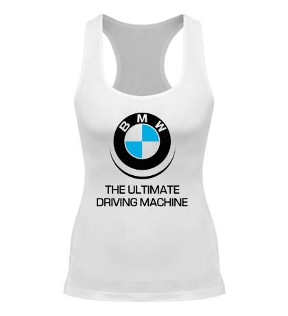 Женская борцовка BMW Driving Machine