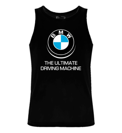Мужская майка BMW Driving Machine