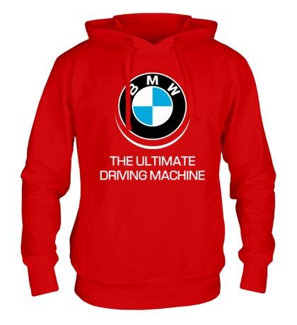 Толстовка с капюшоном BMW Driving Machine
