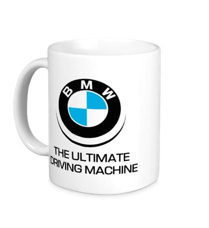Керамическая кружка BMW Driving Machine