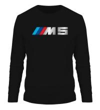 Мужской лонгслив BMW M5 Driving