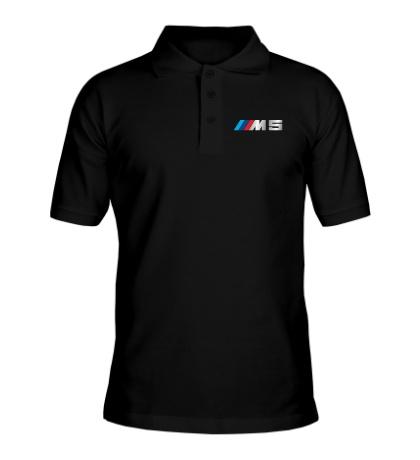 Рубашка поло BMW M5 Driving