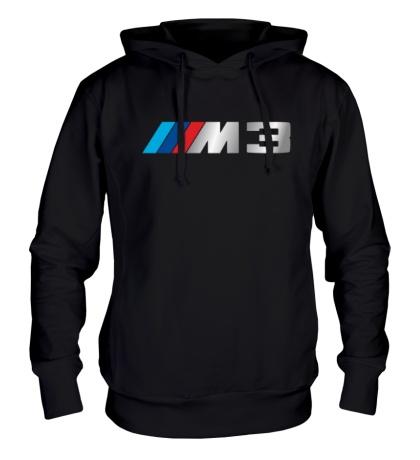 Толстовка с капюшоном BMW M3 Driving