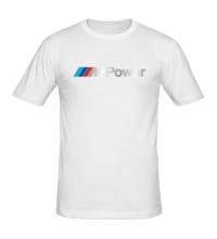 Мужская футболка BMW M Power