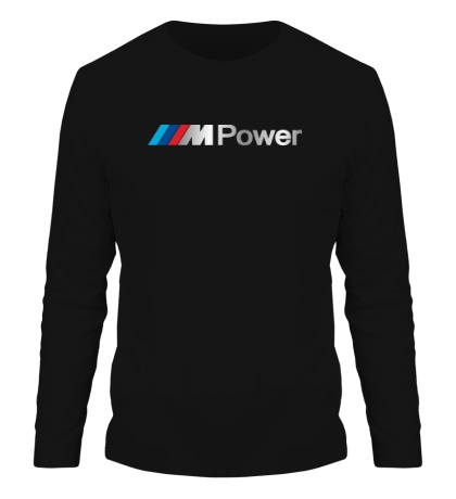 Мужской лонгслив BMW M Power