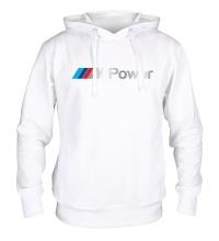 Толстовка с капюшоном BMW M Power