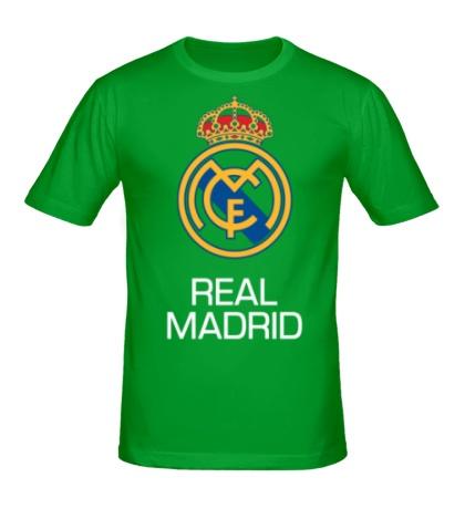 Мужская футболка Real Madrid Symbol