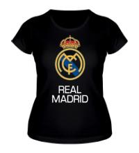 Женская футболка Real Madrid Symbol