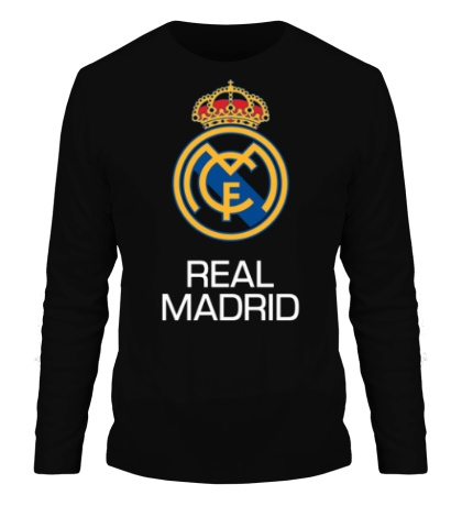 Мужской лонгслив Real Madrid Symbol