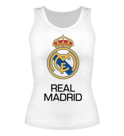 Женская майка Real Madrid Symbol