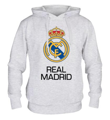 Толстовка с капюшоном Real Madrid Symbol