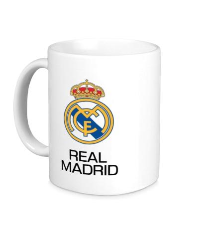 Керамическая кружка Real Madrid Symbol