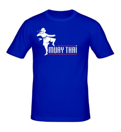 Мужская футболка Muay Thai Boxer