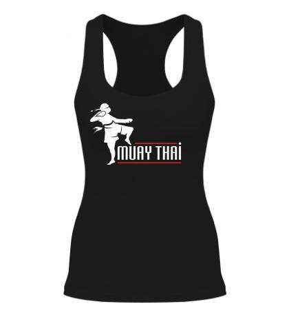 Женская борцовка Muay Thai Boxer