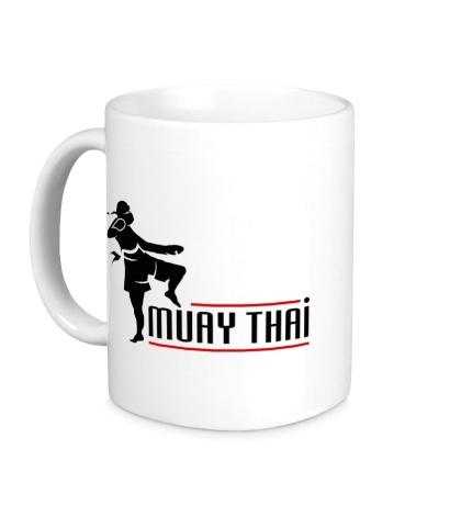 Керамическая кружка Muay Thai Boxer