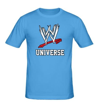 Мужская футболка WWE Universe