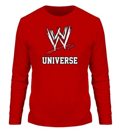 Мужской лонгслив WWE Universe