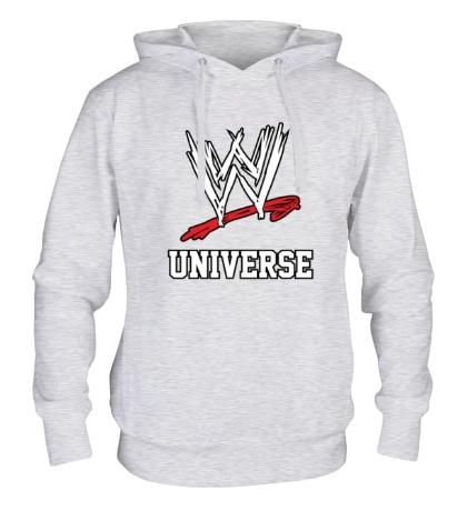 Толстовка с капюшоном WWE Universe