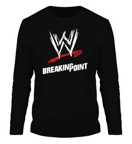 Мужской лонгслив WWE Breaking Point