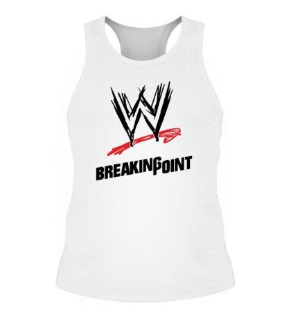 Мужская борцовка WWE Breaking Point