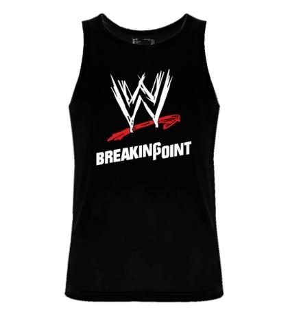 Мужская майка WWE Breaking Point