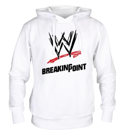 Толстовка с капюшоном WWE Breaking Point