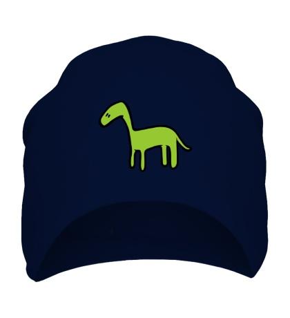 Шапка Динозаврик