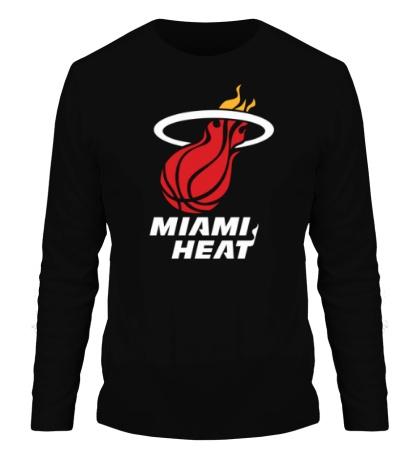 Мужской лонгслив Miami Heat