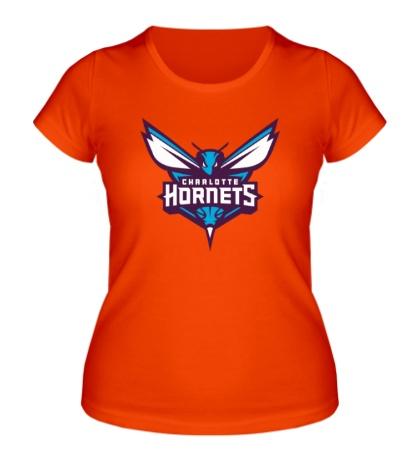 Женская футболка Charlotte Hornets