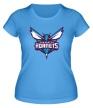 Женская футболка «Charlotte Hornets» - Фото 1