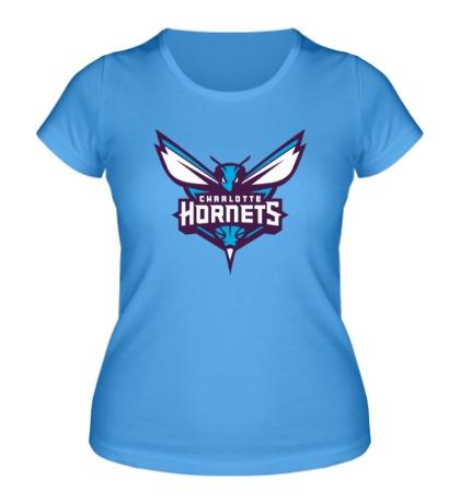 Женская футболка «Charlotte Hornets»
