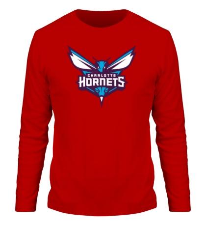 Мужской лонгслив Charlotte Hornets