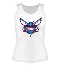 Женская майка Charlotte Hornets